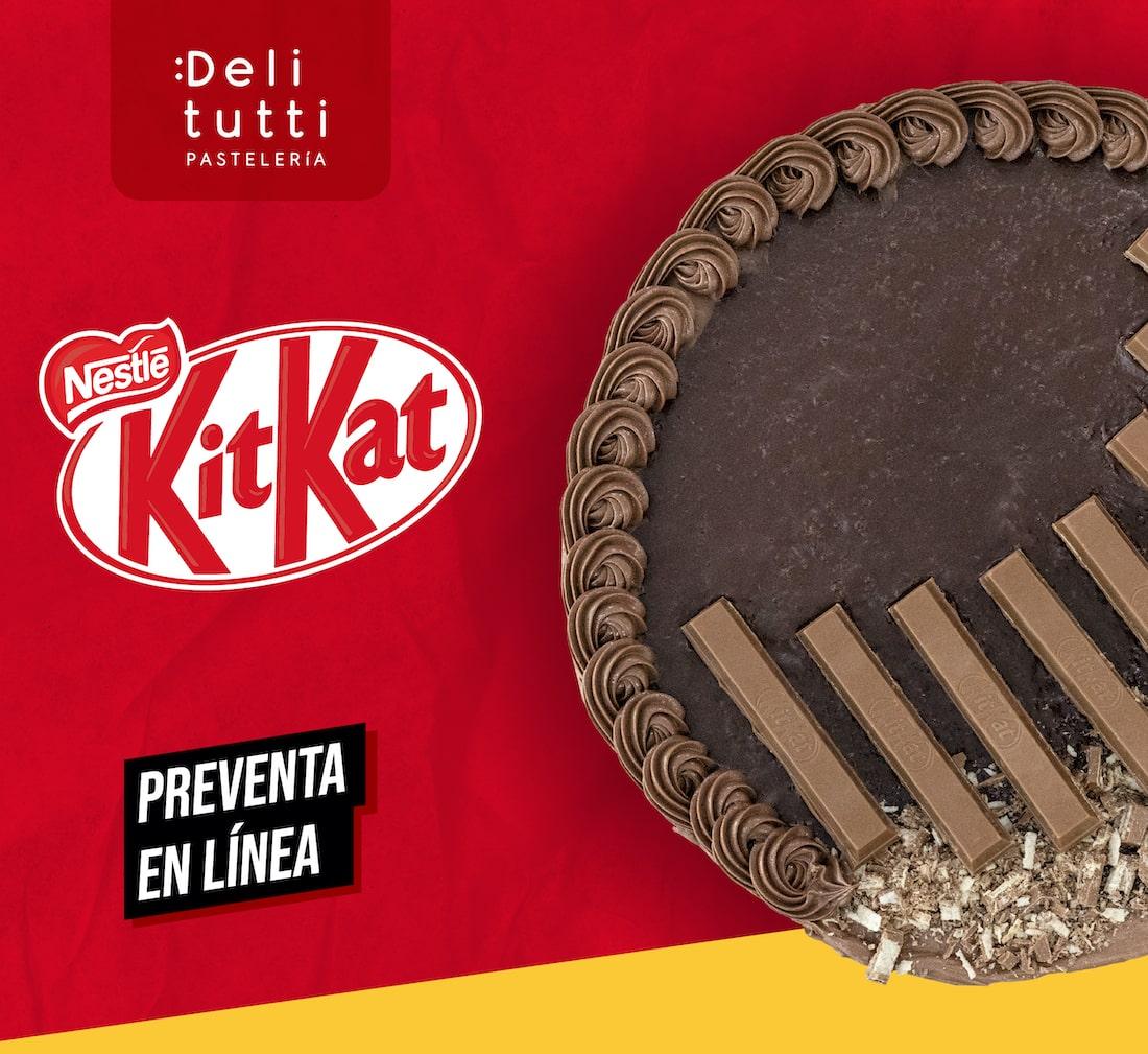 Deli Tutti Kit Kat 3 leches