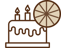 Chocolate Turin Chico